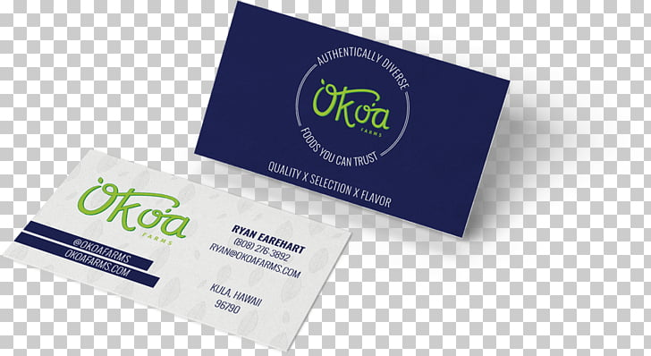 Marca de logotipo de tarjetas de visita, crear tarjeta de.