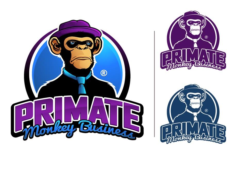 Crear un logotipo original y atractivo para Primate.