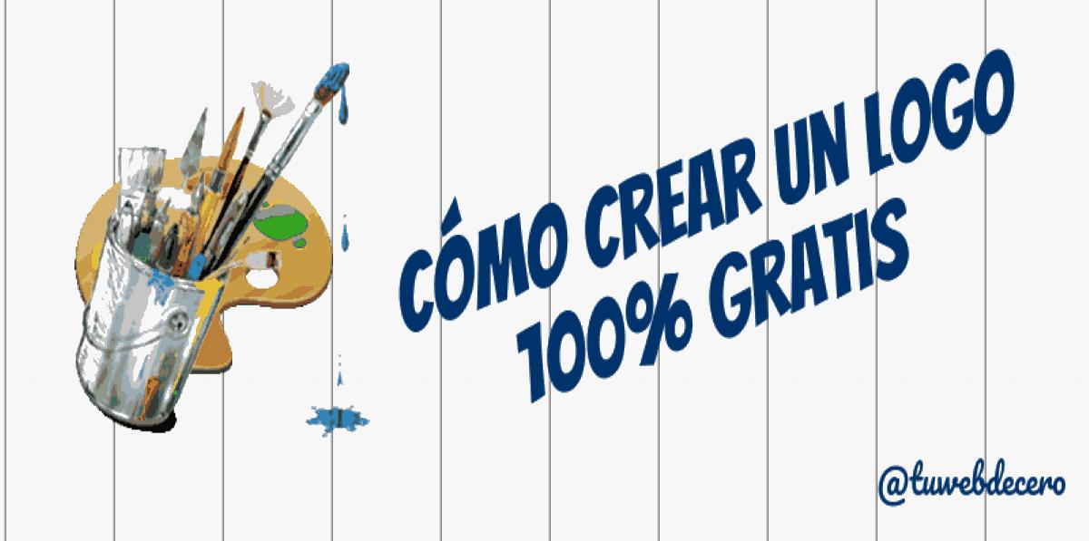 10 programas para crear un Logo Online GRATIS al 100%.