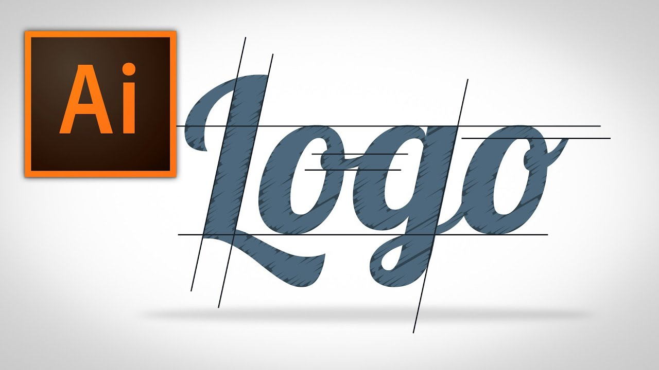 How to Make a Logo in Illustrator.