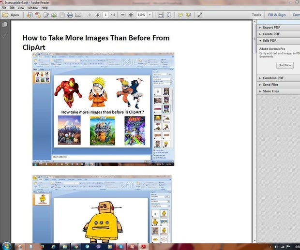 How to Make a PDF File From Powerpoint.