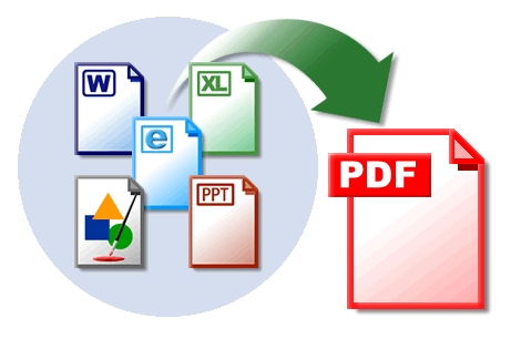 Drag and Drop to Create PDF.