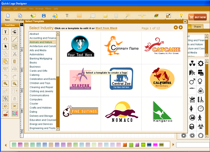 How to Create A Logo Online for Free with Logo Generator Software.