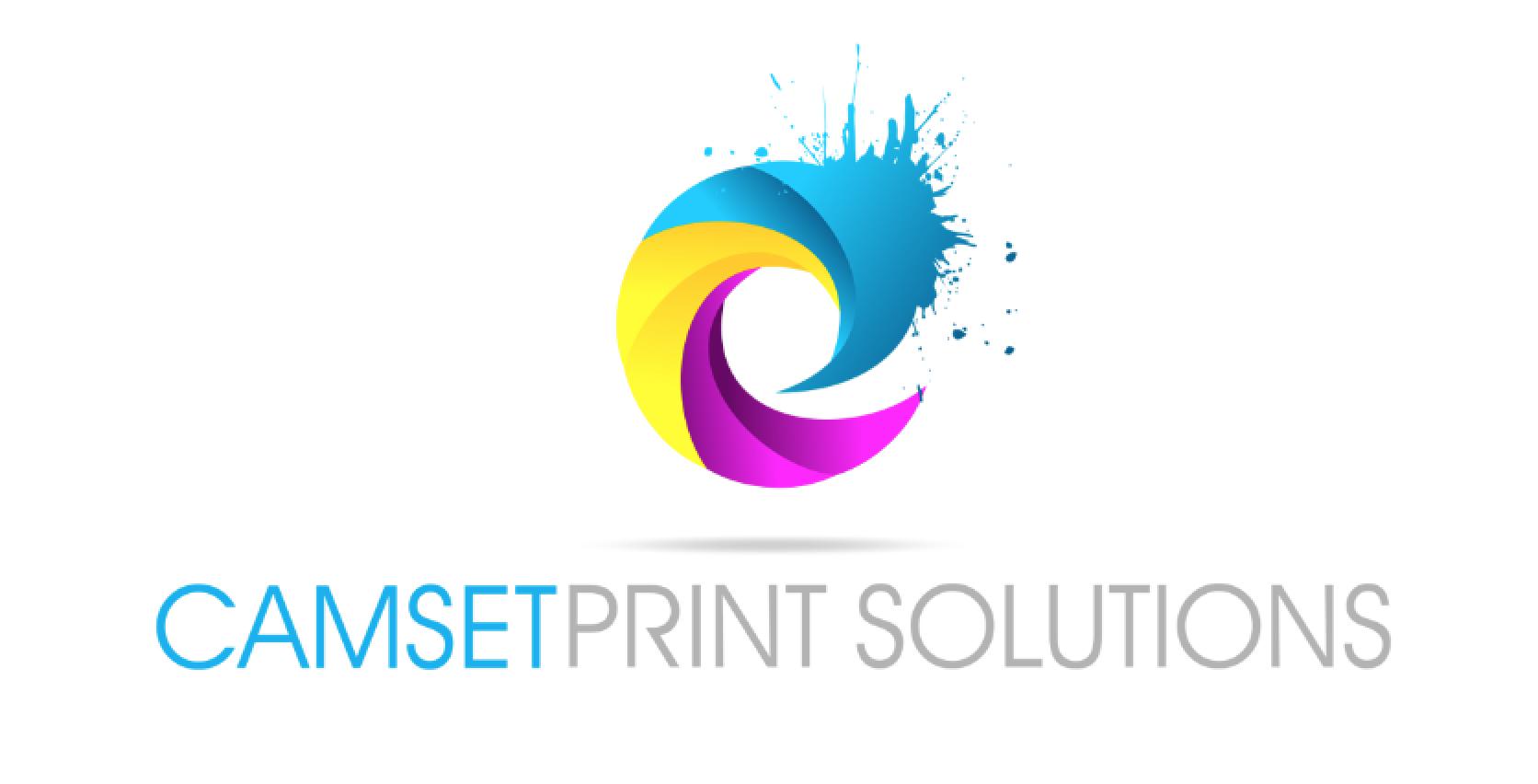 Printing Company Logo Design.