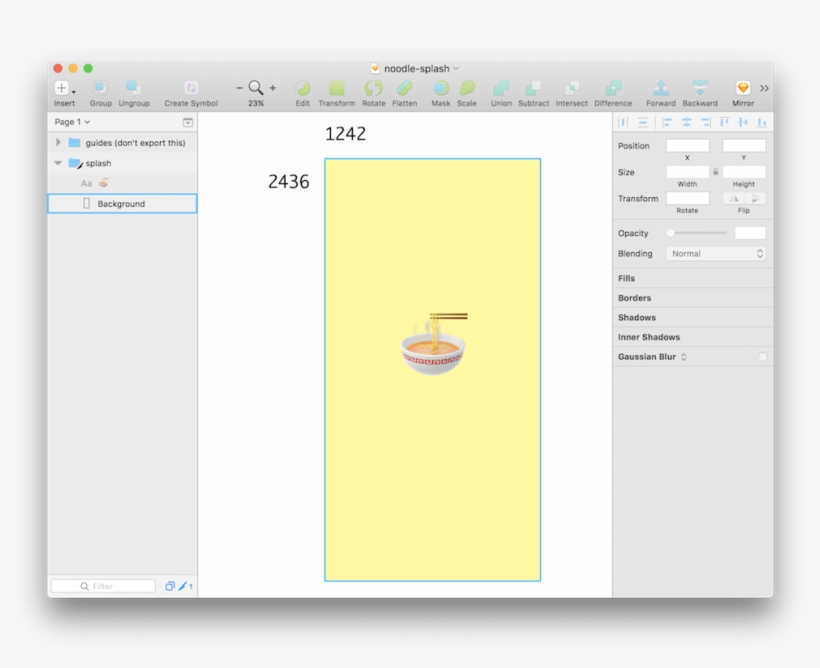 Export The Image As A Png And Put It In Your Project.