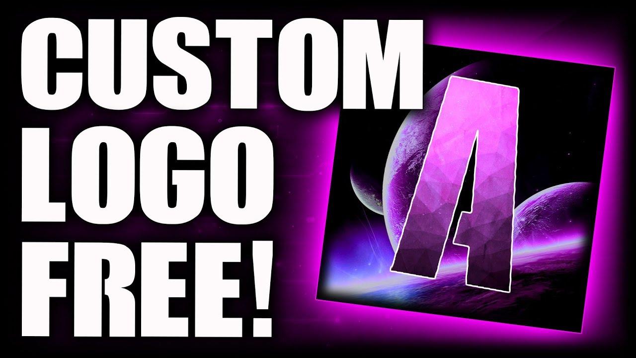 How To Make A FREE YouTube Logo! (NO PHOTOSHOP) How To Make A YouTube Logo  WITHOUT Photoshop (Pixlr).