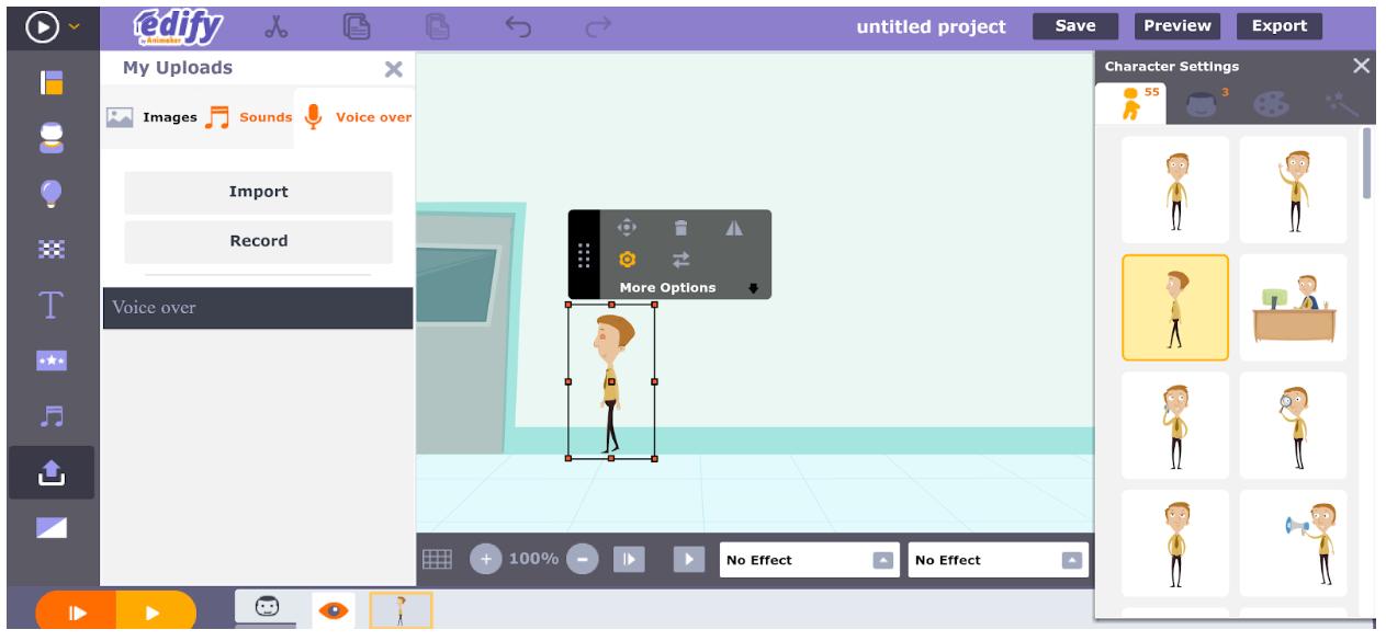 Free Technology for Teachers: Animaker Edify.