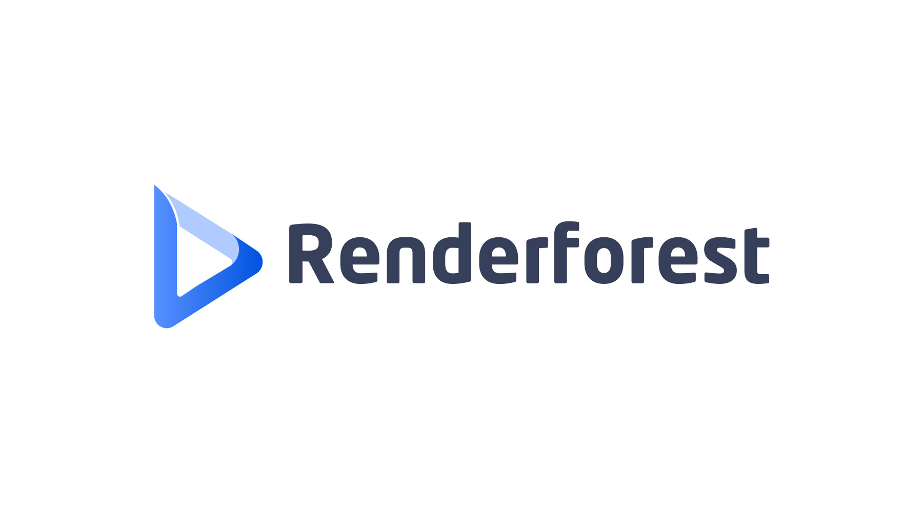 Renderforest: Online Video, Logo and Website Maker.