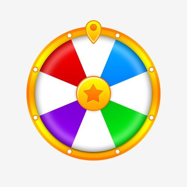 Golden Spin Wheel, Spin, Wheel, Golden PNG Transparent.
