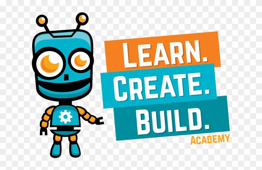 Learn Create Build Clipart (#1168376).