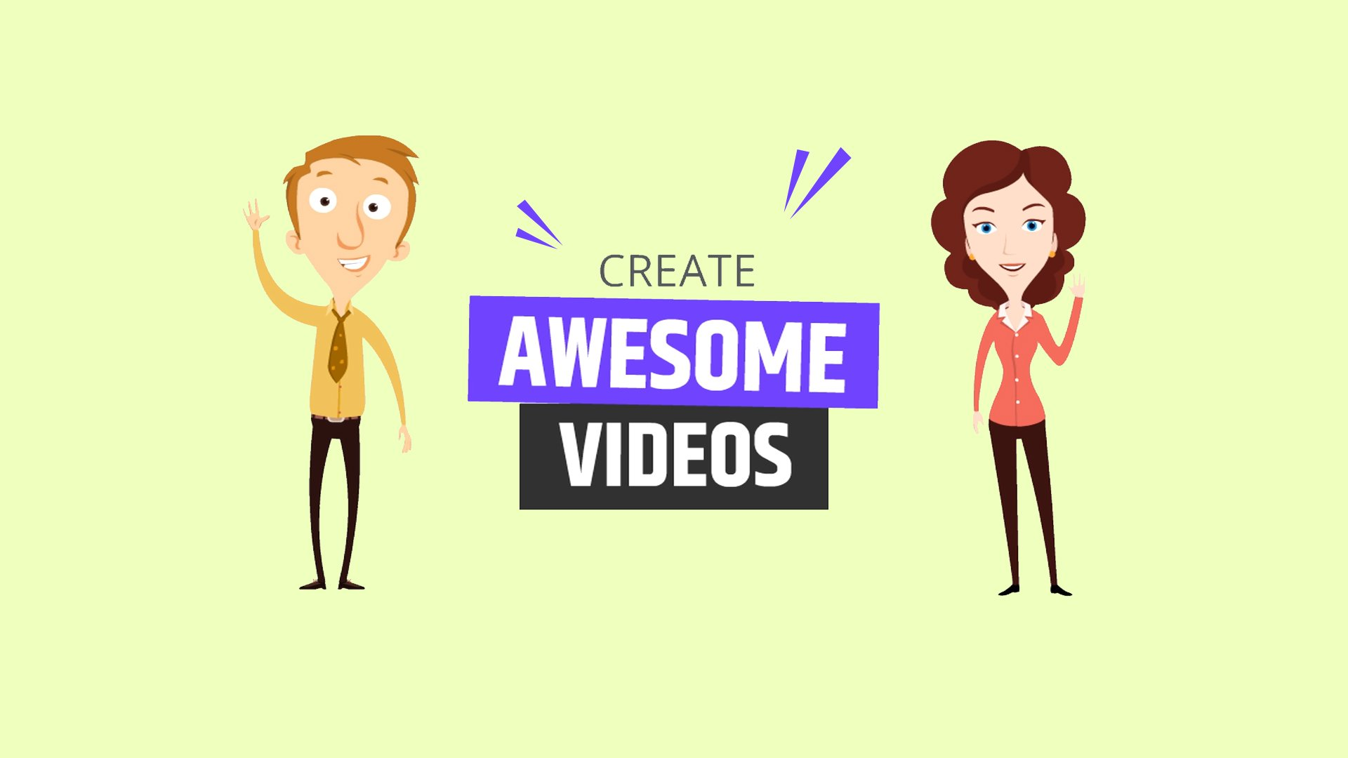 Animated Video Maker.