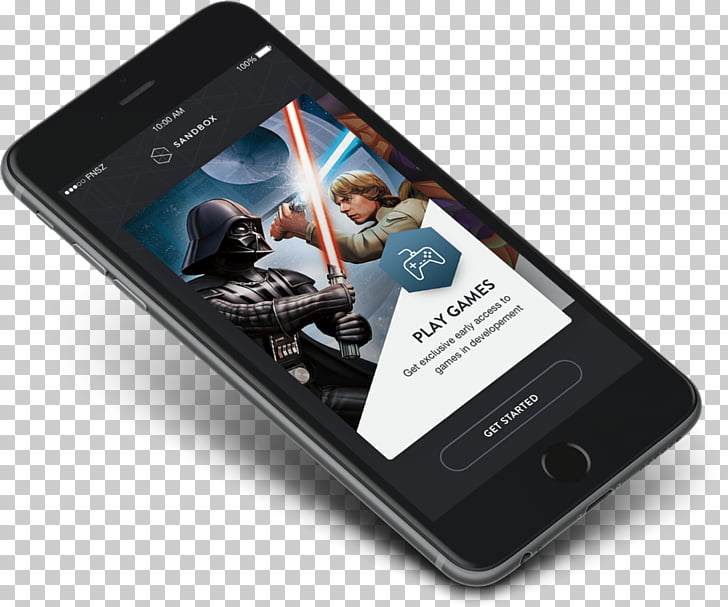 Feature phone Smartphone Star Wars Galaxy of Heroes Game.