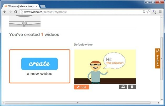 Create Demos And Animated Videos Online With Wideo.