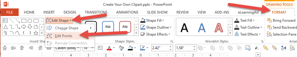 How to Create Your Own ClipArt.