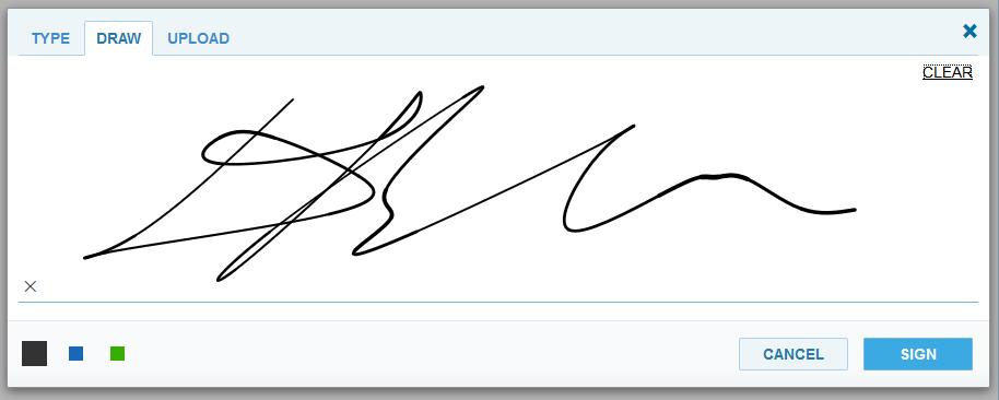 Free Online Signature.