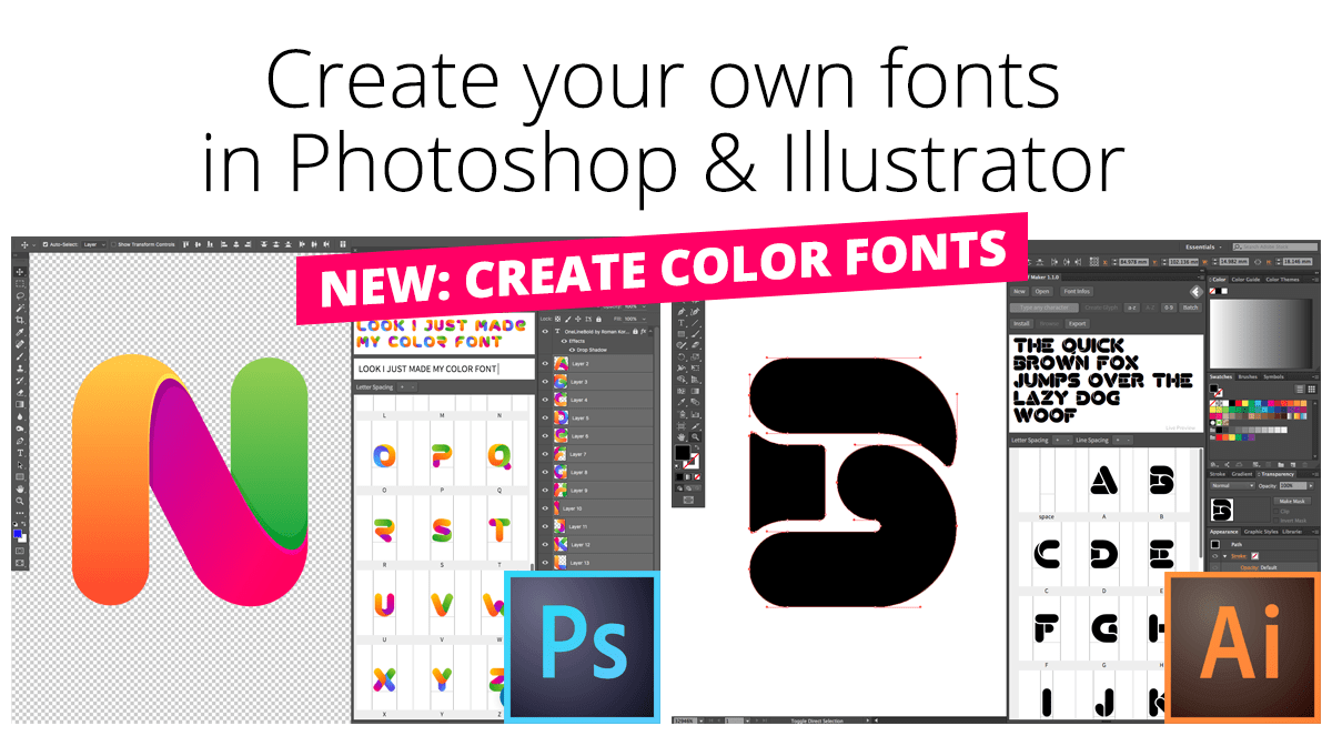 Fontself Maker.