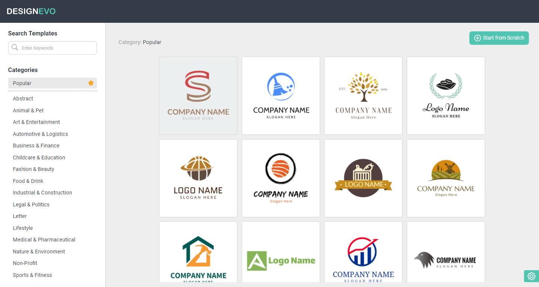 Best Free Online Logo Design Tool helps You Make Good Logo Designs.