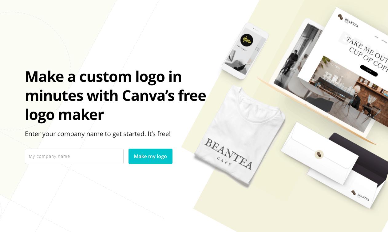 Top 20 Free Online Logo Generators & Logo Maker Apps in 2019.