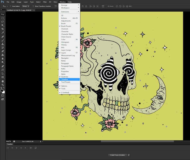 GIF Tutorial: Animate Your Artwork And Mesmerize Your Fans.
