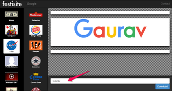 How to Get Your Name on Google (Customize Google Doodle).