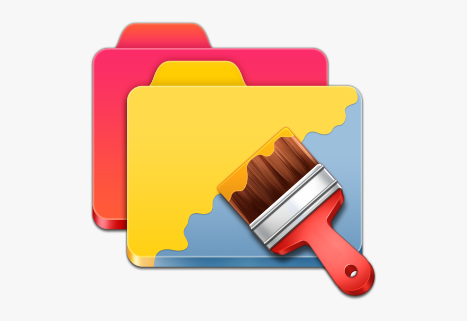 Folder Icons Mac Clipart , Png Download.