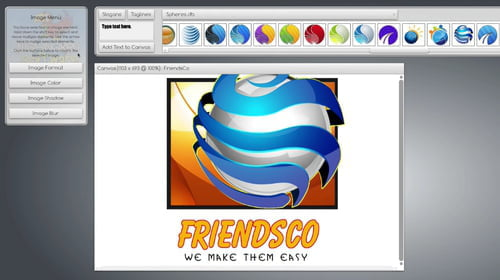 Download the latest version of The Logo Creator free in.