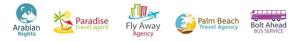 Get Free Travel Logos & Travel Designs, Travel Logo Creator, Travel.