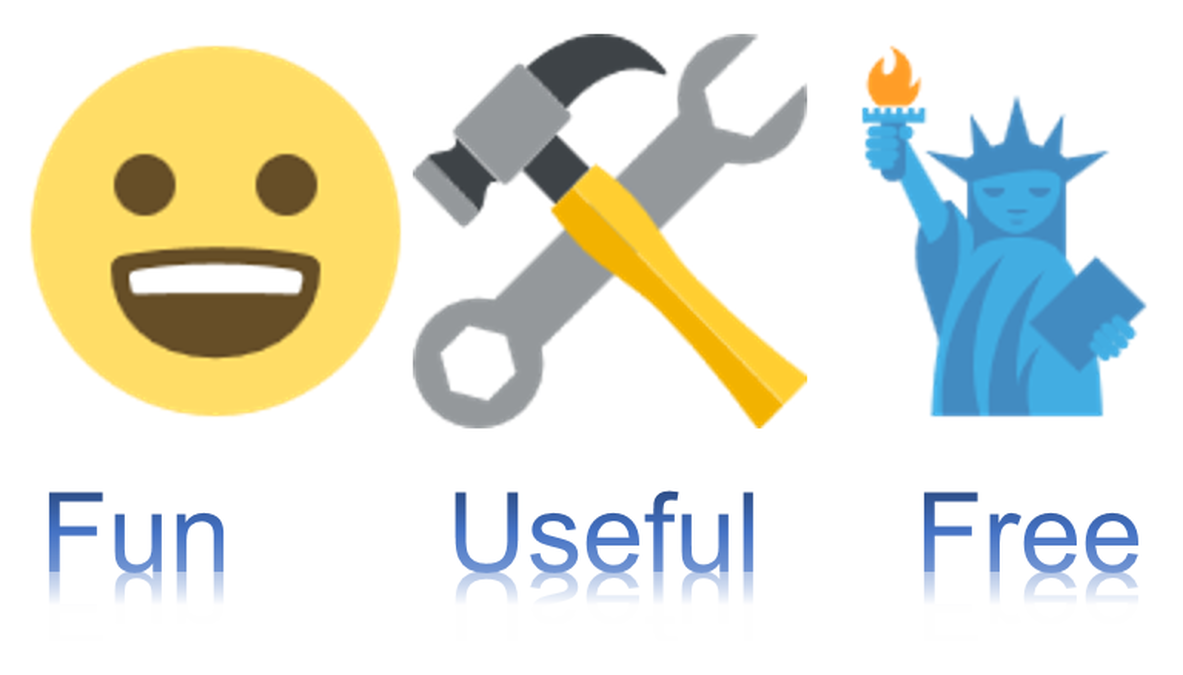 How to add a full set of free emojis to Microsoft Word.