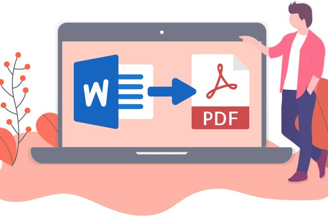 How to Create PDF from Word on Windows and Mac.