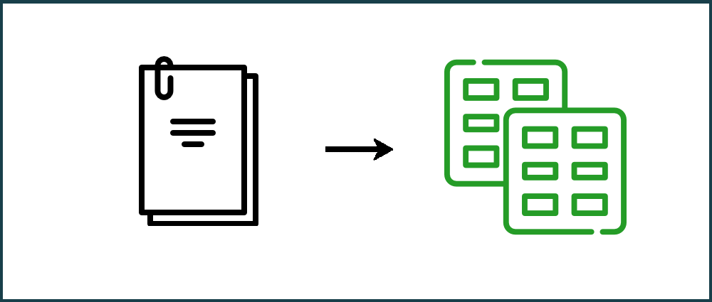 Convert Multiple PDFs to Excel.