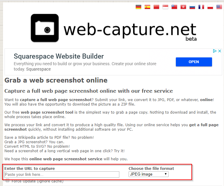 7 Ways to Save Web Pages as PDF/JPG/HTML Files.