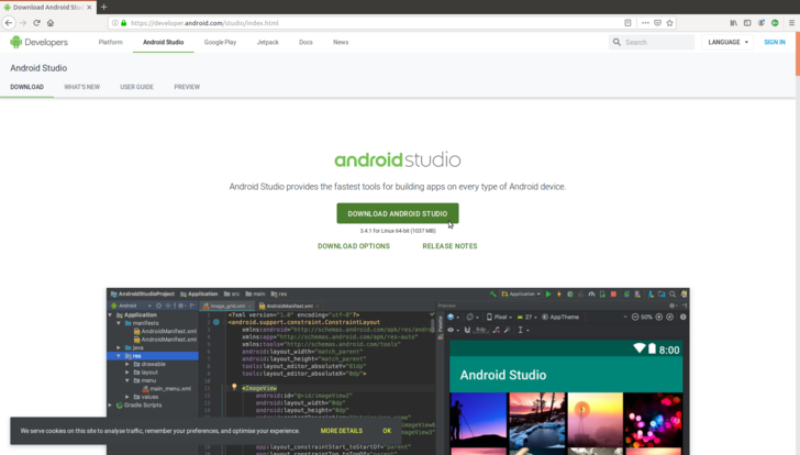 How to Create an App with Android Studio (with Pictures).