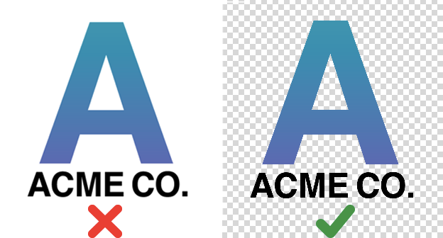 How to create and deliver the correct logo files to your client.