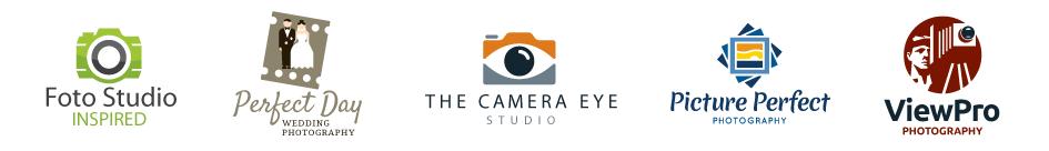 Free Photography Logo Design.
