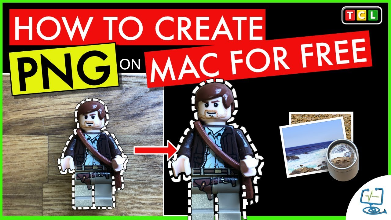 How to Create PNG on Mac for Free.
