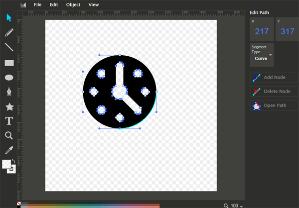 A Free Online Vector Editor: Method Draw.