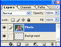 How to Create a Transparent Background in Photoshop.