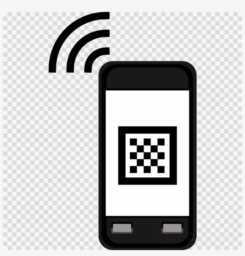 Qr Code Reader Clipart Qr Code Barcode Clip Art.