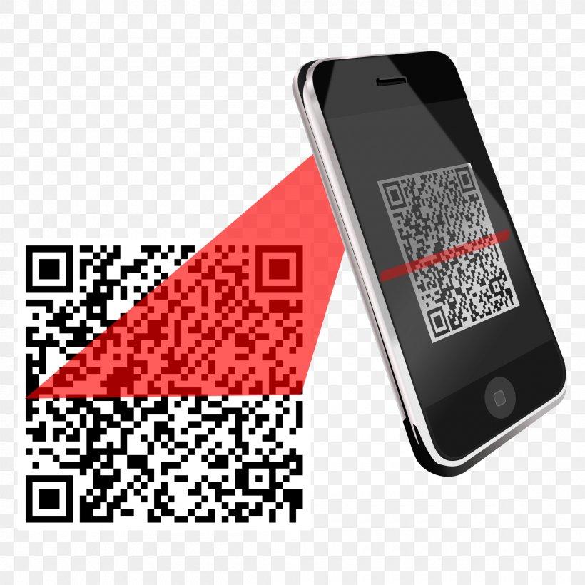 QR Code Image Scanner Barcode Reader, PNG, 2400x2400px, Qr.