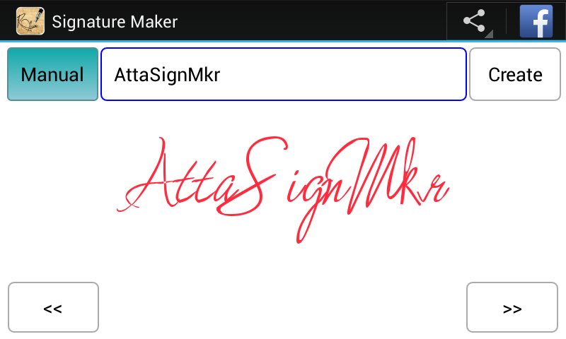 Animated Signature Generator Group with 74+ items.