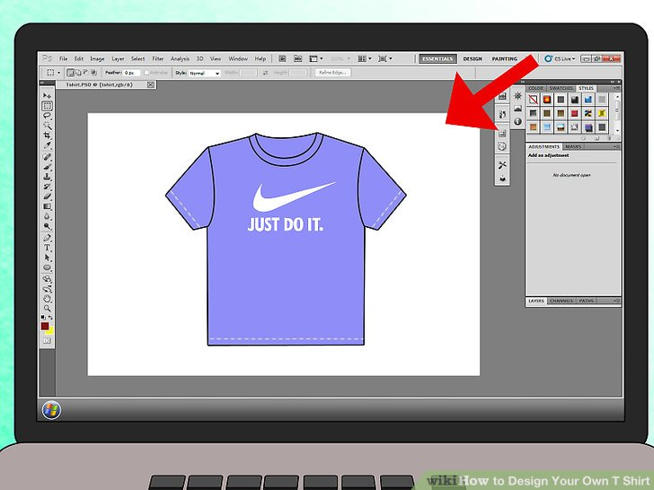 How to Design Your Own T Shirt (with Pictures).