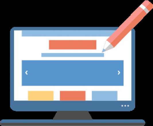 Web Development Clipart Transparent.