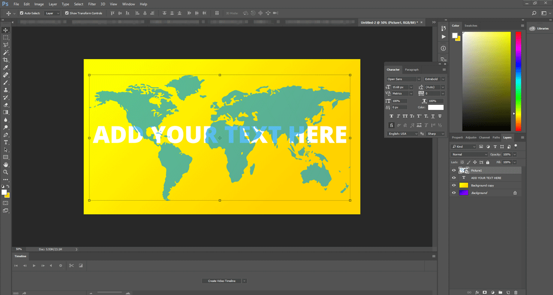 How To Save a PowerPoint Shape to PNG with 100% Transparent.