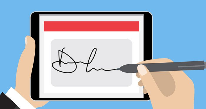 How to Sign a Document on Your Phone or Computer.