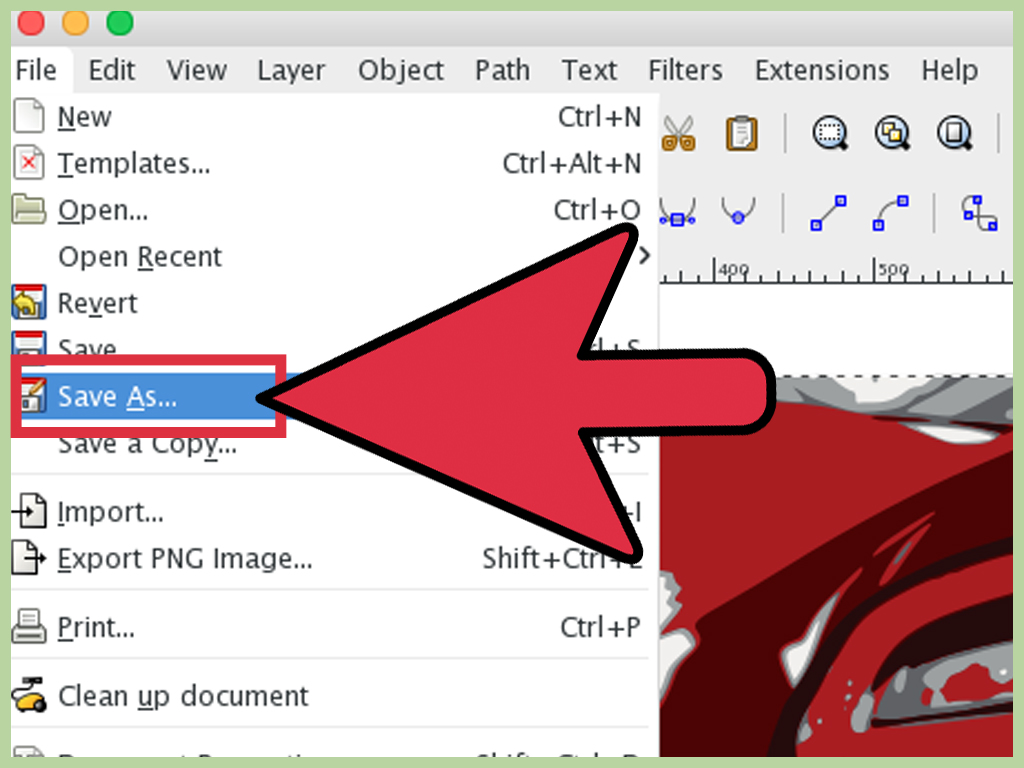 How to Convert JPG to Vector (with Pictures).