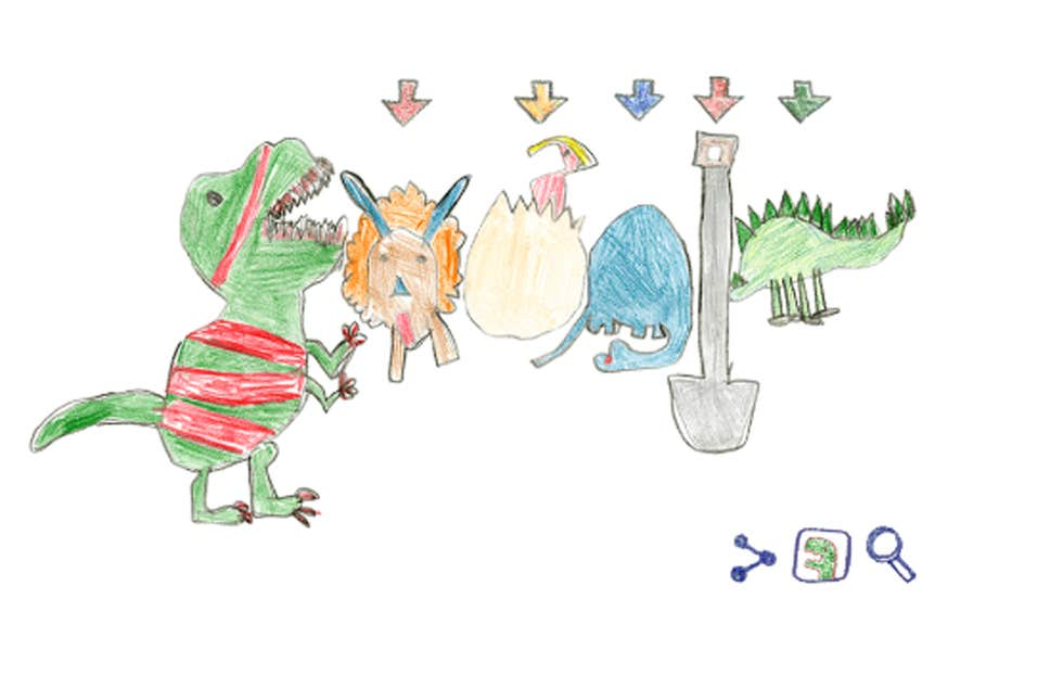 Create your own Google Doodle and win a $30,000 college.
