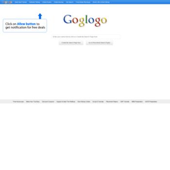 goglogo.com at WI. Goglogo.