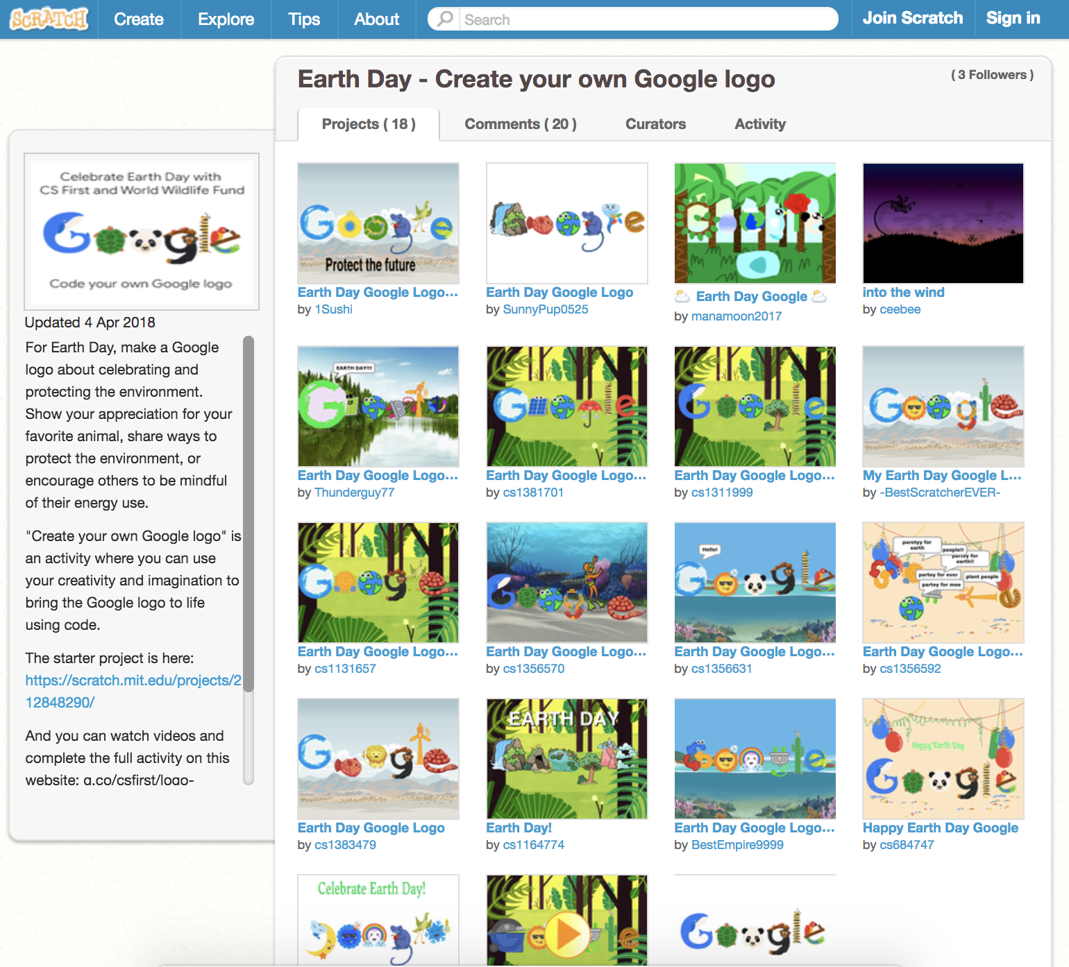 The Library Voice: Create Your Own Google Logo To Celebrate.