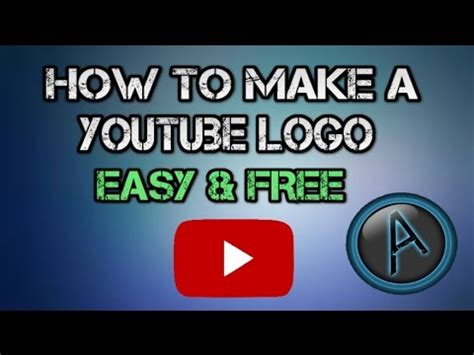 Create a channel Logos.