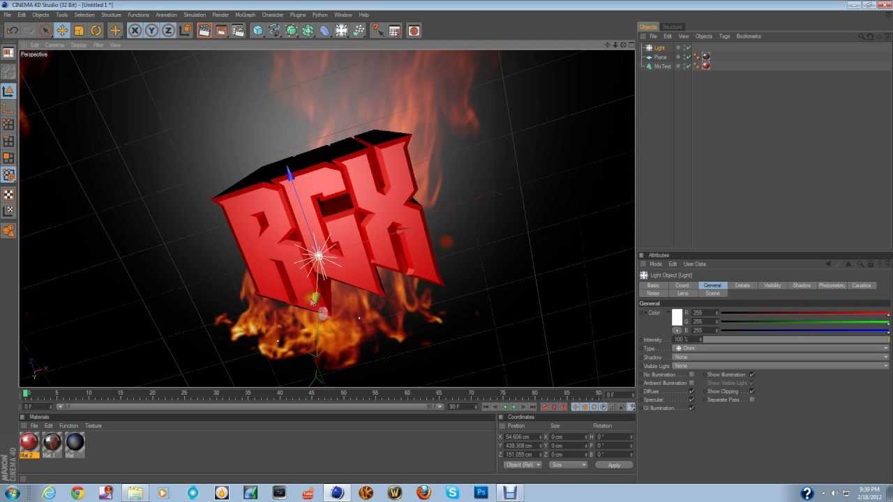 ♠How to Make Youtube Logo With No Photoshop♠TheyCallMeRabbit1 !.